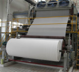 het Document die van de Druk van 1575mm Machine, de Machine van het Briefpapier maken