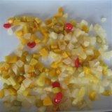 820GX12boîtes de conserve des aliments en conserve Mix cocktails de fruits en sirop léger/lourd