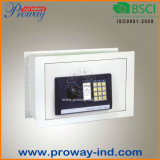 Électronique Digital Wall Safe Taille moyenne 380X250X280mm High Security
