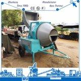 Jzr350 de Diesel Mobiele Concrete Mixer van de Consumptie