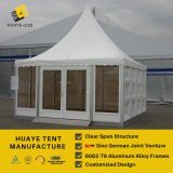 шатер Gazebo 5X5m алюминиевый для напольного случая партии (GAZ)