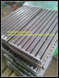 河北のJiuwangによって電流を通されるシート材料チャネルの格子ISO9001の品質