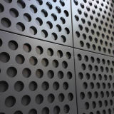 PVDF di perforazione Aluminum Panel per Building Decoration