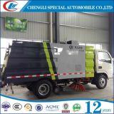Vrachtwagen van de Veger van de Straat van de goede Kwaliteit de Mini Auto Elektrische