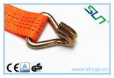 Contrôle de cargaison utilisé par transfert de Sln 4tx11m avec le double crochet en J
