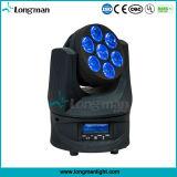 Osram Rasha 7X15W LED de cabeza móvil sin fin giratorio de la luz de la etapa