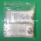 中国はLDPEに小さい事のパッキングのためのジップロック式袋を作った
