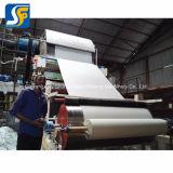 Los residuos de la bomba de la línea de producción de pulpa de papel haciendo Papel Higiénico Jumbo Roll las materias primas