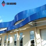 Dekoration-materieller Farben-Farbanstrich-zusammengesetztes Aluminiumpanel