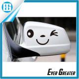 Piccolo autoadesivo smontabile dello specchio di automobile dell'automobile della decorazione