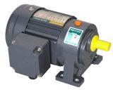 100W~3.7kw Horizonal 또는 수직 작은 AC 기어 모터