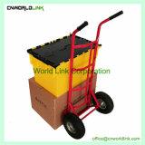 Industrie-Logistik-Handkarren-Handwerkzeug-Laufkatze des Laden-150kgs