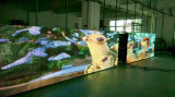 Indicador video ao ar livre do diodo emissor de luz da cor cheia da venda quente P10 SMD