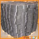 黒いカラー3D HDPE Geoweb