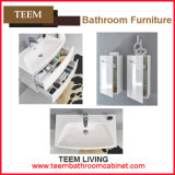 High Quality European Style Solid Wood Modern Bathroom Vanity Cabinet