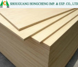 madera contrachapada de 2-6m m Fany para la construcción o la decoración