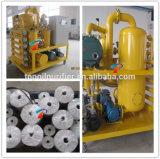 Purificateur d'huile à vide à double étage pour la déshydratation et le dégazage d'huile transformateur