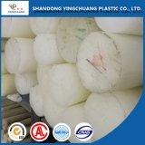 De Staaf van pvc om Plastic Staaf wordt gegoten die