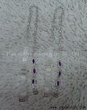 Moda decorativas jóias metálicas Crystal Bra Rhinestone Tiracolo Mulheres