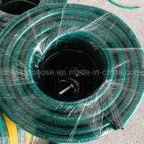 PVC 나일론 땋는 관의 유연한 뻗기 진공 호스