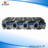 Testata di cilindro delle parti di motore per Toyota 14b 11101-58041 111101-58040