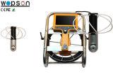 La caméra de sécurité complète de révision d'endoscope de conduite de cheminée d'entonnoir tournent l'appareil-photo