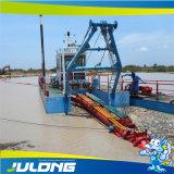 Nave della draga della sabbia del fiume di marca di Julong da vendere