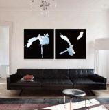 Peinture à l'huile de toile moderne d'art promotionnel