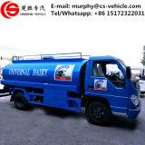 HOWO 4X2 우유 수송 트럭 우유 유조 트럭 판매