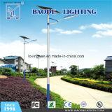 LED 50W com 400wwind iluminação híbrida Solar Street Pole (BDSW998)
