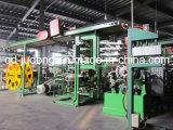 Machine de construction de pneu de moto