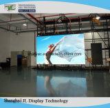 P2.5 Indoor 480X480mm Slim와 Light Cabient Rental LED Display Screen