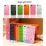 Новейшие и Magic girl модели жесткого PC красивый мобильный телефон задняя крышка для iPhone