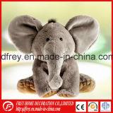Het Aromatherapy Verwarmde Stuk speelgoed van de Olifant van de Pluche van de Lavendel