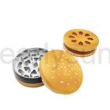 Smerigliatrice del Weed per il fumo asciutto dell'erba con stile hamburger/del biscotto (ES-GD-025/026)