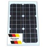 Панель солнечных батарей 25W высокого качества Mono (AE25M6-36)