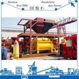 Bom misturador concreto de qualidade Js3000 e planta de tratamento por lotes concreta pequena