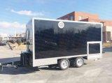 Custom концессии прицепов и грузовиков продовольствия для мобильных ПК