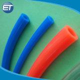 Colorido de plástico transparente com PVC flexível do tubo de água da mangueira