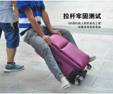 Vaviousカラー柔らかい荷物の一定のトロリー荷物袋旅行袋の製造所