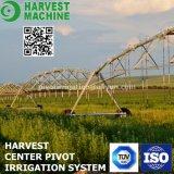 Systeem van de Irrigatie van de Sproeier van de Spil van het Centrum van het Type van Vallei van de Besparing van het Water van de Energie van het zonnepaneel het Landbouw