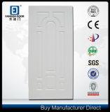Puerta del panel de acero del panel del diseño mejor que de madera de la puerta