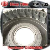 Muffa d'acciaio della gomma radiale 12.00-20 a due pezzi per la gomma del caricatore