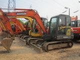 使用されたDoosan/大宇Dh60-7の掘削機、Doosanの使用された小さい掘削機