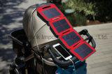 Piegatura variopinta e caricatore flessibile di energia solare della pellicola sottile di CIGS