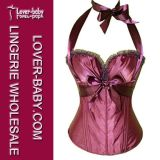 sexy Lingerie Corsets Overbust女性Corselet (L42654-6)