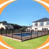 Cerca do jardim da cerca da piscina da cerca do metal