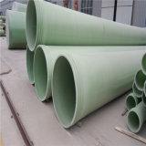 Vetroresina del tubo di FRP per il tubo di plastica di rinforzo di trattamento delle acque