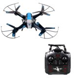 277A9- RC Quadcopter Helicopter 2.4GHz 4CH 6 Axis Gyro 360 Degree Eversion One Key Roll