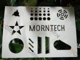 Metal Logo Design Metal Jewelry Máquina de corte a laser de latão